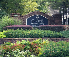Community Signage, The Grove Pleasant Valley