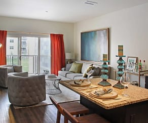 Living Room, The Yards At 3 Crossings