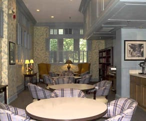 Dining Room, Park Lane Residences