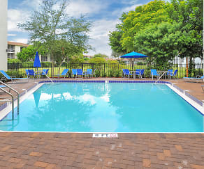 Pool, Sedona Village Apartments