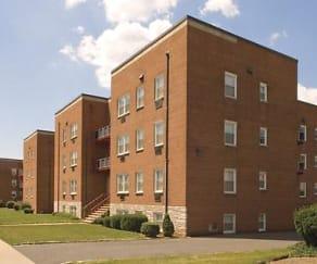 Building, Dorchester House