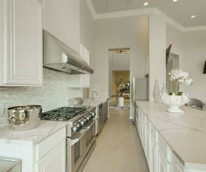 Kitchen, The Mansions Woodland