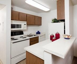Kitchen, Casa Bella