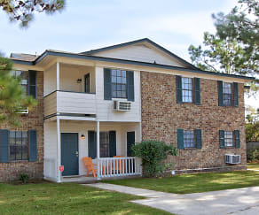 Building, Peppertree Townhomes