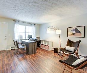 Living Room, Delta 77