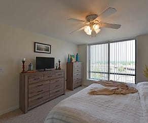 Bedroom, First Place Luxury Apartments