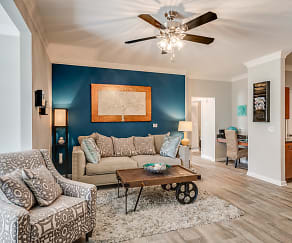 Interior-Luxury Living Space, Preston Run