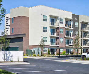 Building, The Lofts at Ten Mile