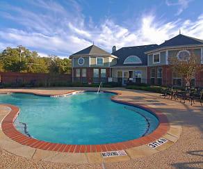 Pool, Tower Ridge