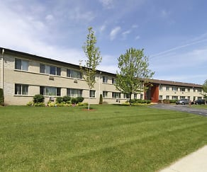 Building, Honey Creek Apartments