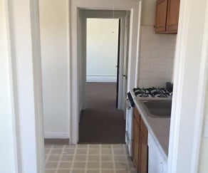Kitchen, Bennett Apartments