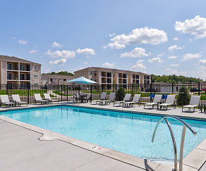 Pool, Apartments At Sauk Trail
