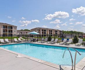 Pool, Apartments At Sauk Trail