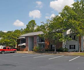 Building, Parkway Place Apartments