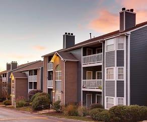Building, Eagle Ridge Apartments