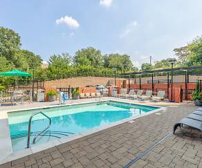 Pool, Asbury Flats