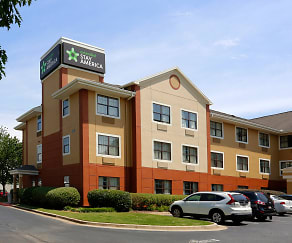 Building, Furnished Studio - Atlanta - Kennesaw Town Center
