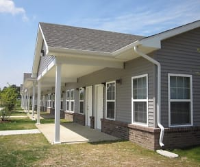 Building, Willow Park at Beyer Farm Apartments