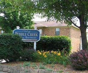 Community Signage, Pebble Creek
