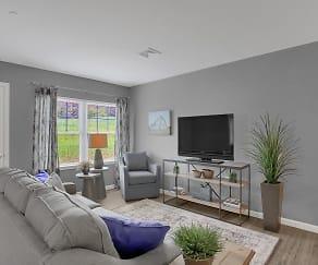 Living Room, Oakwood Hills