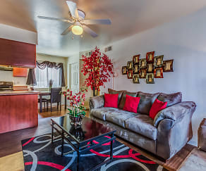 Living Room, Papago Gardens