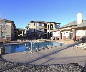 Pool, Greenmark At Andrews Apartments