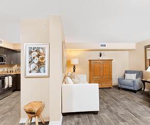 Living Room, Sanctuary Cove