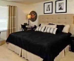 Bedroom, Ashbury Courts