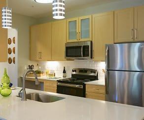 Kitchen, Wood Haven Park Bridge