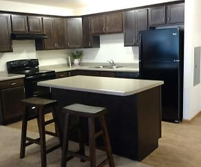Kitchen, CPM St. Cloud