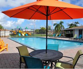 Pool, Pompano Palms