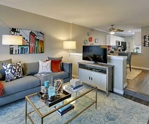 Living Room, The Row