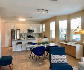 Dining Room, Magnolia Estates