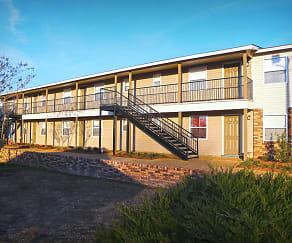 Building, Briarwood Park