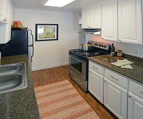Kitchen, Siena Apartment Homes