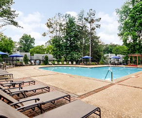 Pool, Wood Pointe Apartments