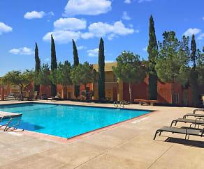 Pool, Colores del Sol