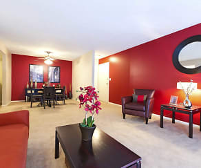 Living Room, The Village At Grant Square