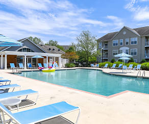 Pool, Marley Manor Luxury Apartment Homes