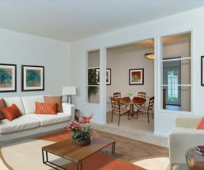Living Room, Applegate & Potomac Commons