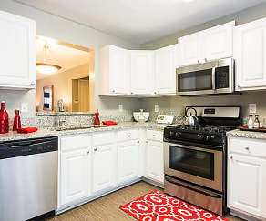 Kitchen, The Addison At Sandy Springs