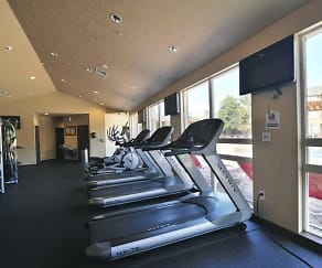 Fitness Weight Room, The Enclave