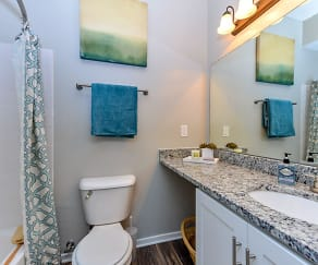 Bathroom, The Madison At Schilling Farms