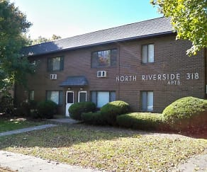 Building, North Riverside Apartments