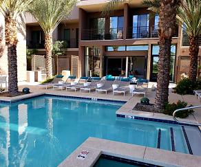 Pool, DUSK Scottsdale
