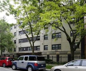 Building, 6011 N Kenmore St