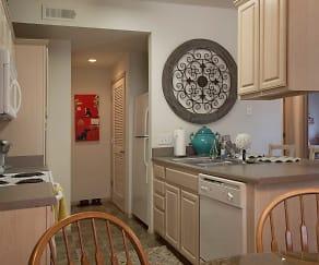 Kitchen, City Homes At Fall Creek