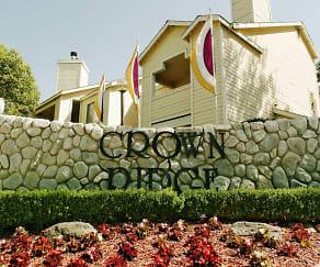 Community Signage, Crown Ridge Apartments