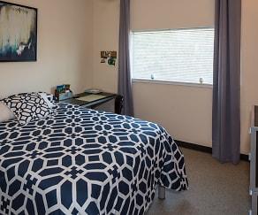 Bedroom, The Hue