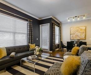 Living Room, The Estates 3Eighty